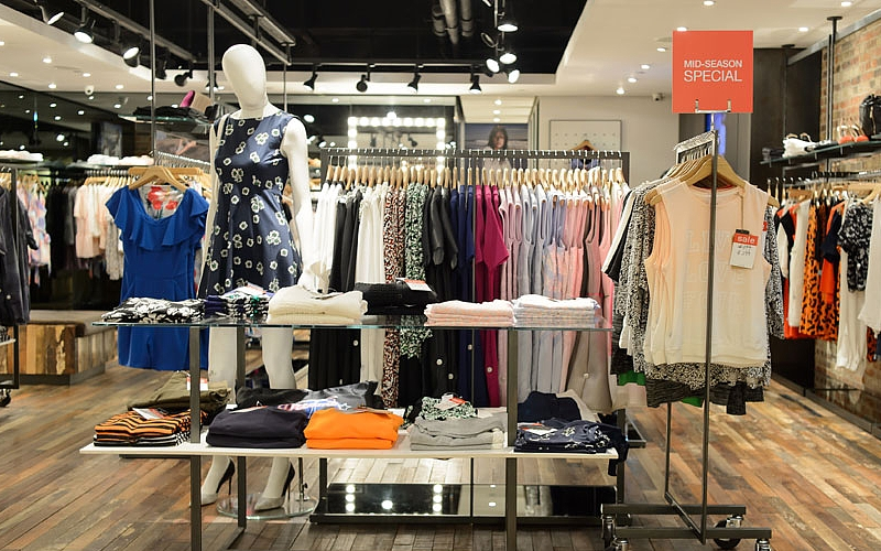 Clothing retailers frequently use mystery shopping services to keep competitive